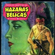 Tebeos: GIROEXLIBRIS.- HAZAÑAS BÉLICAS.1961. Nº5 LA PAZ SEA CONTIGO CON DIBUJOS DE ALAN DOYER. Lote 295580968