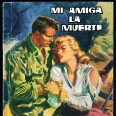 Tebeos: GIROEXLIBRIS.- HAZAÑAS BÉLICAS.1961. Nº 8 MI AMIGA LA MUERTE CON DIBUJOS DE ALAN DOYER. Lote 295581453