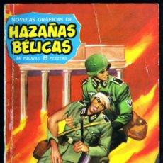 Tebeos: GIROEXLIBRIS.- HAZAÑAS BÉLICAS.1961. Nº 10 HÉROES MUEREN PRONTO CON DIBUJOS DE ALAN DOYER. Lote 295581868