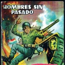 Tebeos: GIROEXLIBRIS.- HAZAÑAS BÉLICAS.1962. Nº 15 HOMBRES SIN PASADO CON DIBUJOS DE ALAN DOYER. Lote 295582778