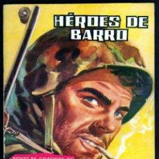Tebeos: GIROEXLIBRIS.- HAZAÑAS BÉLICAS.1962. Nº 20 HÉROES DE BARRO CON DIBUJOS DE V. FARRÉS. Lote 295584553