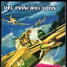 Tebeos: GIROEXLIBRIS.- HAZAÑAS BÉLICAS.1962. Nº 23 DEL PRINCIPIO AL FIN CON PORTADA DE J. LONGARÓN. Lote 295586028