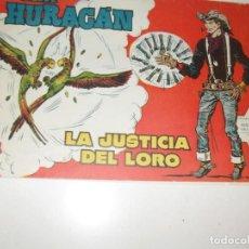 Tebeos: JIM HURACAN 52..EDICIONES TORAY,AÑO 1959.ORIGINAL APAISADO.TEBEO DIFICIL.. Lote 295912313