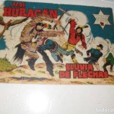 Tebeos: JIM HURACAN 35.EDICIONES TORAY,AÑO 1959.ORIGINAL APAISADO.TEBEO DIFICIL.. Lote 295912458