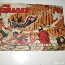 Tebeos: JIM HURACAN 20.EDICIONES TORAY,AÑO 1959.ORIGINAL APAISADO.TEBEO DIFICIL.. Lote 295913023