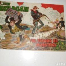 Tebeos: JIM HURACAN 15.EDICIONES TORAY,AÑO 1959.ORIGINAL APAISADO.TEBEO DIFICIL.. Lote 295913328