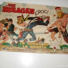 Tebeos: JIM HURACAN 13.EDICIONES TORAY,AÑO 1959.ORIGINAL APAISADO.TEBEO DIFICIL.. Lote 295913393