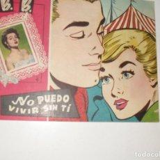 Tebeos: B.B. 13.EDICIONES FERMA,AÑO 1959.ORIGINAL APAISADO.. Lote 296699063