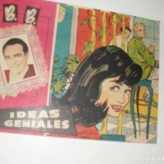 Tebeos: B.B. 10.EDICIONES FERMA,AÑO 1959.ORIGINAL APAISADO.. Lote 296699218