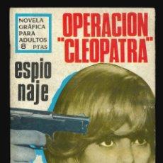 Tebeos: ESPIONAJE - TORAY / NÚMERO 45. Lote 296711938