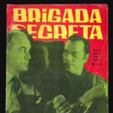 Tebeos: BRIGADA SECRETA - TORAY / NÚMERO 34. Lote 296722998