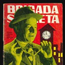Tebeos: BRIGADA SECRETA - TORAY / NÚMERO 72. Lote 296831778