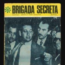 Tebeos: BRIGADA SECRETA - TORAY / NÚMERO 188. Lote 297047753