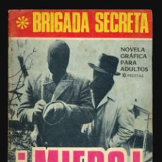 Tebeos: BRIGADA SECRETA - TORAY / NÚMERO 191. Lote 297048078