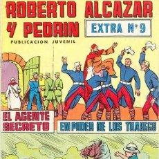 Tebeos: ROBERTO ALCAZAR Y PEDRIN. Lote 26650938