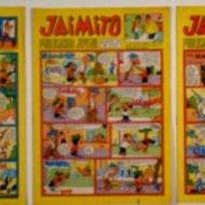 Tebeos: TRES TEBEOS DE JAIMITO ANTIGUOS. Lote 4804925