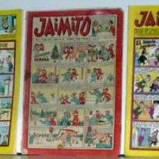Tebeos: TRES TEBEOS DE JAIMITO ANTIGUOS. Lote 900241