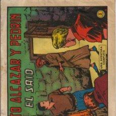 Tebeos: ROBERTO ALCAZAR Y PEDRIN Nº 1024. EL SAID. Lote 3122481