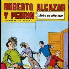 Tebeos: ROBERTO ALCAZAR Y PEDRIN EN ROBO EN ALTA MAR Nº270 2ºEPOCA, EDITORIAL VALENCIANA S.A 1981. Lote 3243956