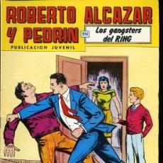 Tebeos: ROBERTO ALCAZAR Y PEDRIN EN LOS GANGSTERS DEL RING Nº272 2ºEPOCA, EDITORIAL VALENCIANA S.A 1981. Lote 17622391