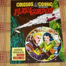 Tebeos: COLOSOS DEL COMIC Nº 49. FLASH GORDON Nº 10. EDITORIAL VALENCIANA 1980. MBE.. Lote 22048422