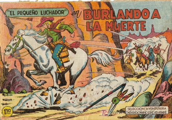 EL PEQUEÑO LUCHADOR ( VALENCIANA ) ORIGINAL 1960 LOTE (Tebeos y Comics - Valenciana - Pequeño Luchador)