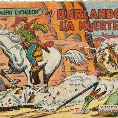 Tebeos: EL PEQUEÑO LUCHADOR ( VALENCIANA ) ORIGINAL 1960 LOTE. Lote 26288603
