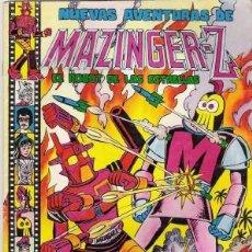 Giornalini: CÓMIC DE MAZINGER Z Nº 5. Lote 25973215