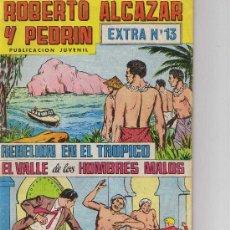 Tebeos: ROBERTO ALCAZAR Y PEDRIN. Lote 24708101