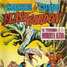 Tebeos: COLECCIÓN COLOSOS DEL CÓMIC: FLASH GORDON, Nº 6. EDITORIAL VALENCIANA. 1979.. Lote 18548583