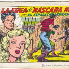 Tebeos: EL ESPADACHIN ENMASCARADO - Nº 63 , DE 1982. Lote 3703307