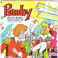 Tebeos: PUMBY-Nº1132. Lote 3731936