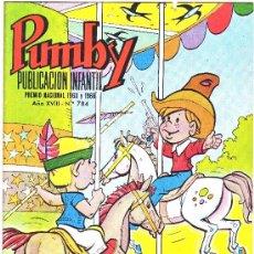 Tebeos: PUMBY-Nº784. Lote 3735714