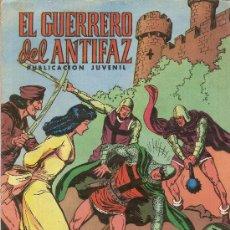 Tebeos: 'EL GUERRERO DEL ANTIFAZ.' Nº 120. EDITORIAL VALENCIANA. 1974.. Lote 16736513