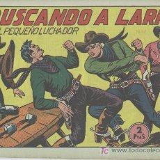Tebeos: PEQUEÑO LUCHADOR , ORIGINAL Nº 108, MUY BUENO, EDI. VALENCIANA 1945, POR MANUEL GAGO. Lote 11169042