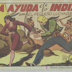 Tebeos: PEQUEÑO LUCHADOR 1945 Nº 95,ORIGINAL. Lote 19754816