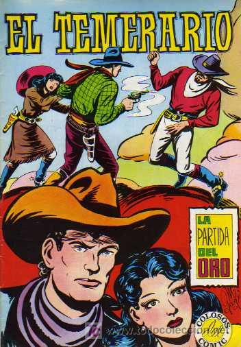 EL TEMERARIO - Nº7 (Tebeos y Comics - Valenciana - Otros)