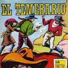 Tebeos: EL TEMERARIO - Nº7. Lote 4283038