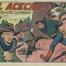 Tebeos: EL PEQUEÑO LUCHADOR 1945 ORIGINAL Nº 193 IMPECABLE SIN ABRIR. Lote 10437490