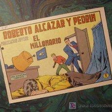 Tebeos: ROBERTO ALCAZAR Y PEDRIN (VALENCIANA) ... Nº 1203. Lote 4509177