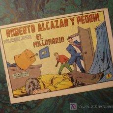 Tebeos: ROBERTO ALCAZAR Y PEDRIN (VALENCIANA) ... Nº 1203. Lote 4509179