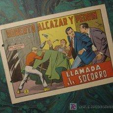 Tebeos: ROBERTO ALCAZAR Y PEDRIN (VALENCIANA) ... Nº 1000. Lote 20475940