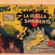 Tebeos: COMIC KING EL PEQUEÑO POLICIA Nº 13. Lote 4574364