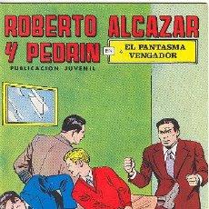 Tebeos: ROBERTO ALCAZAR Y PEDRIN Nº 74. Lote 27571991