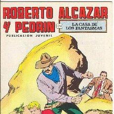 Tebeos: ROBERTO ALCAZAR Y PEDRIN Nº 76. Lote 27571992