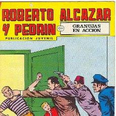Tebeos: ROBERTO ALCAZAR Y PEDRIN Nº 101. Lote 27571993