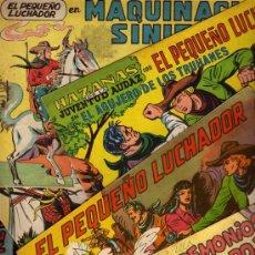 Tebeos: LOTE DE EL PEQUEÑO LUCHADOR. Lote 11797785