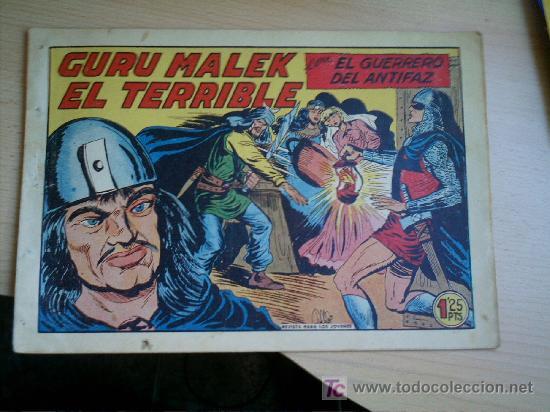 EL GUERRERO DEL ANTIFAZ Nº 294 (Tebeos y Comics - Valenciana - Guerrero del Antifaz)