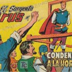 Tebeos: EL SARGENTO VIRUS ( VALENCIANA ) ORIGINAL 1962 Nº. 4 Y 17. Lote 26288609