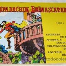 Tebeos: EL ESPADACHIN ENMASCARADO, TOMO 6. Lote 27362550